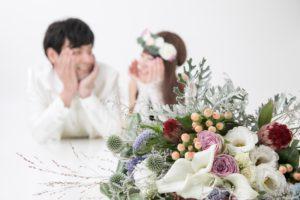 結婚式に必須のブーケ