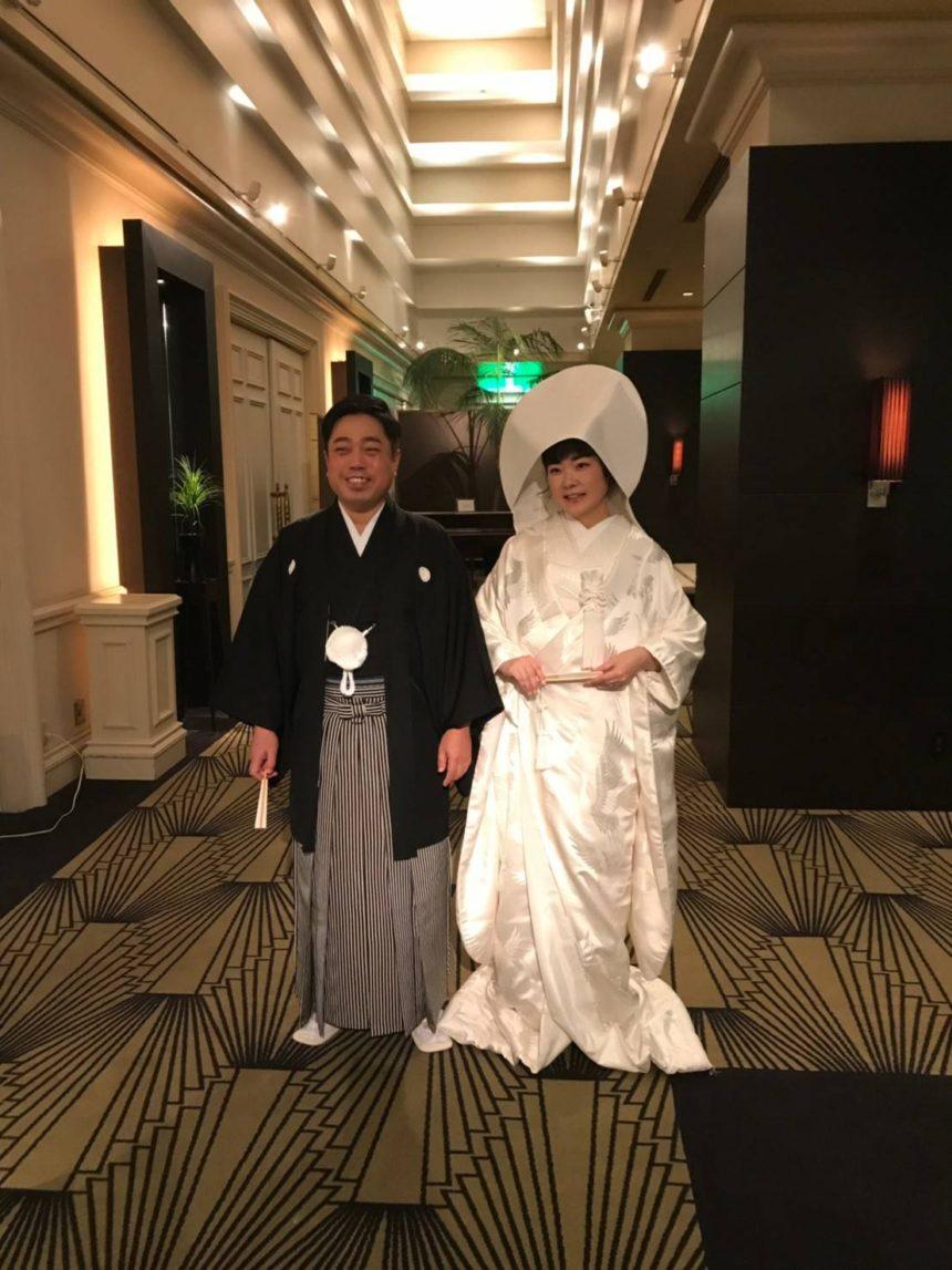 長崎 結婚式 新郎新婦