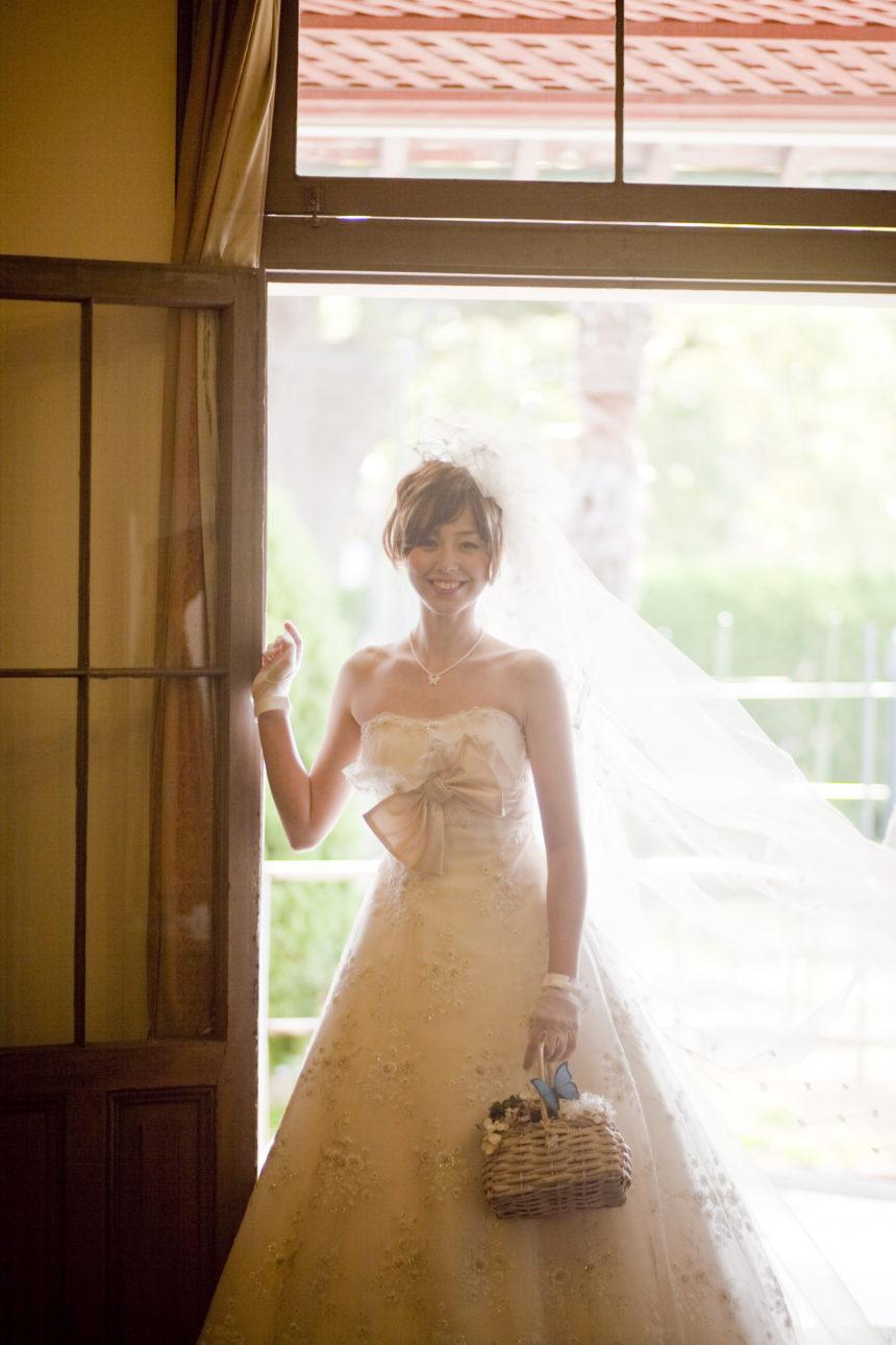 グラバー園 結婚式