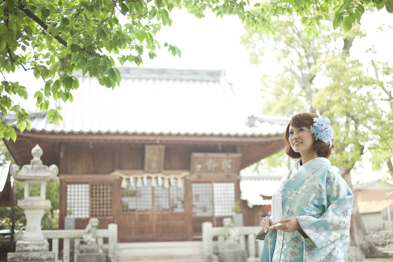 長崎神社婚